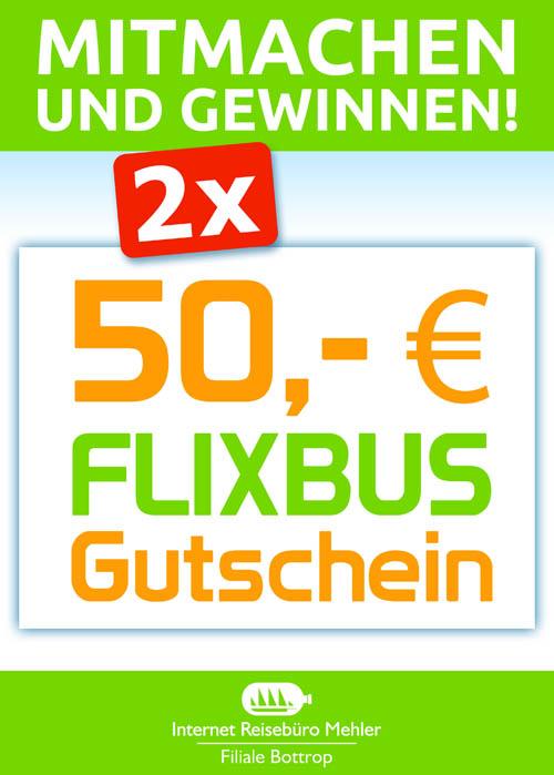 Unser Bottrop App Flixbus- Gewinnspiel 09 2016