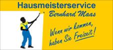 Bernhard-Maas-Hausmeisterstervice-Unser-Bottrop-Kirchhellen-App-Logo